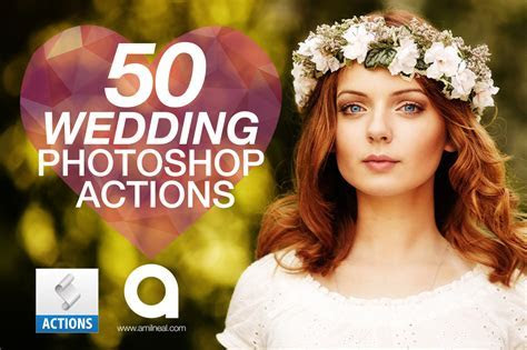 50 Wedding Photoshop Actions « Free File Designer