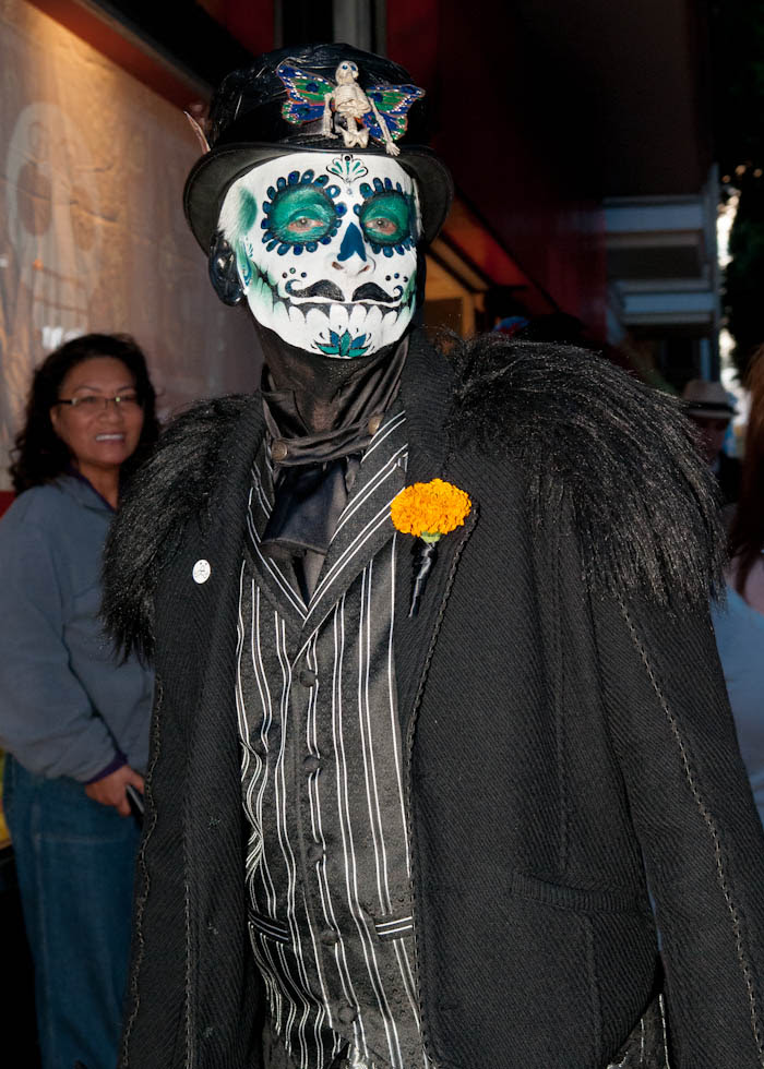 Photos Of San Franciscos Day Of The Dead Procession And Festival Of