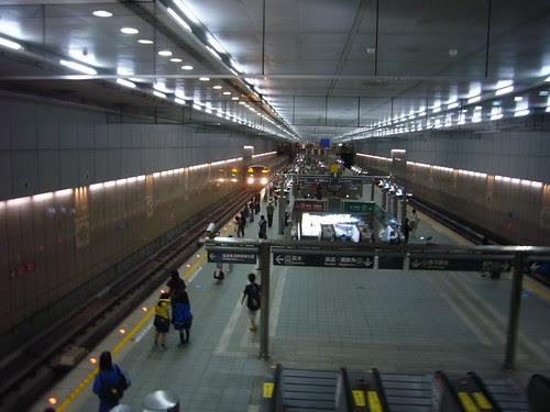 台北捷運-中正紀念堂站