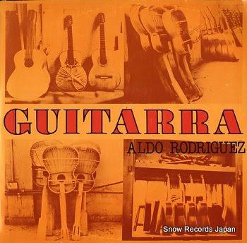 RODRIGUEZ, ALDO guitarra