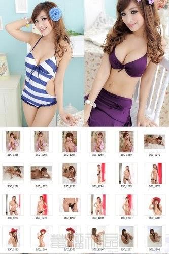 457 nude photos of Taiwanese model Nico Lai Ying Yu leaked