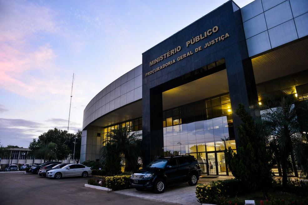 Ministério Público de Mato Grosso faz operação para prender 11 suspeitos de desvio na ALMT (Foto: Mayke Toscano/Gcom-MT)