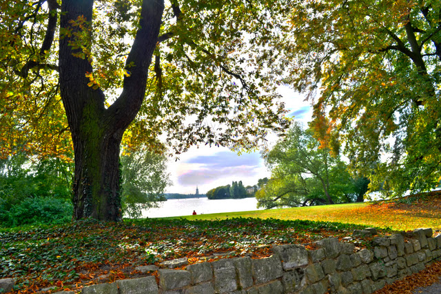HDR Park in Potsdam