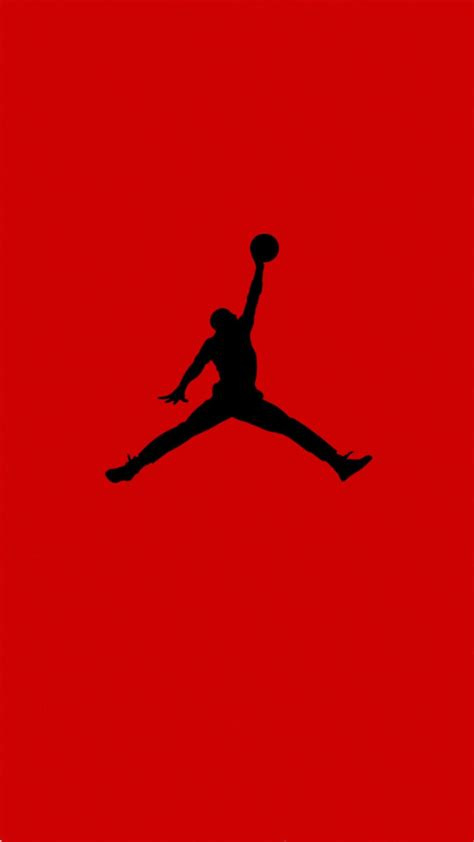 air jordan logo iphone background backgrounds  iphone