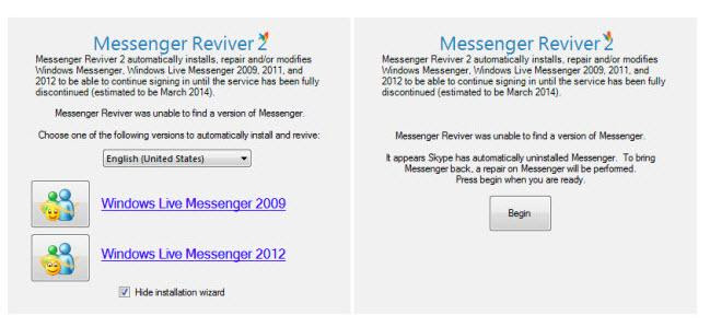 seguir utilizando Windows Live Messenger