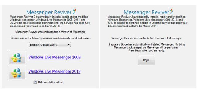 seguir utilizando Windows Live Messenger