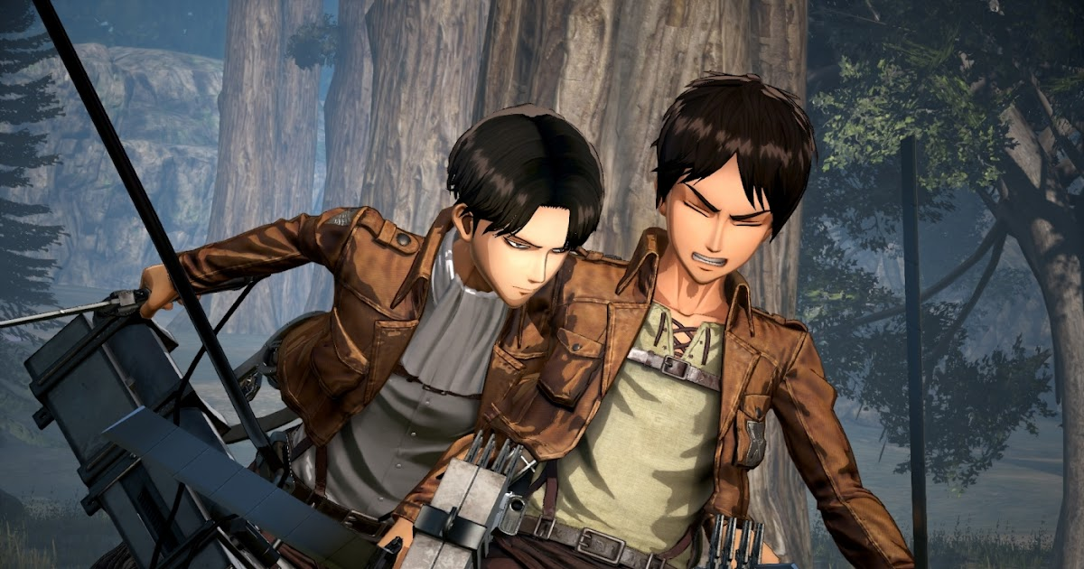Images Of Attack On Titan 2 Gifts List