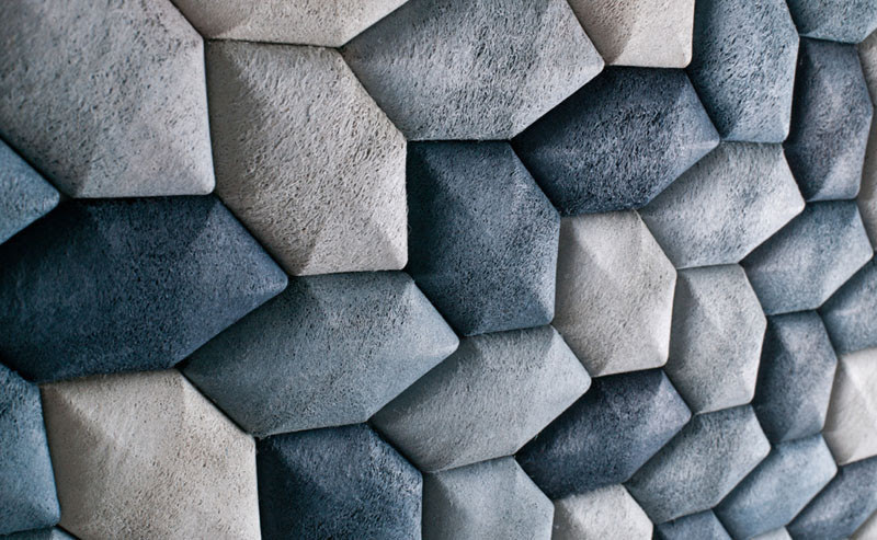 25 Creative 3d Wall Tile Designs To Help You Get Some Texture On