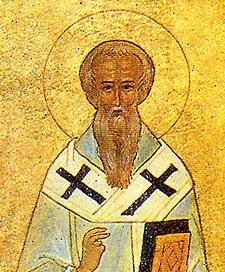 img ST. EUGENE, Eugenius, The Holy Martyr  Bishop of Cherson