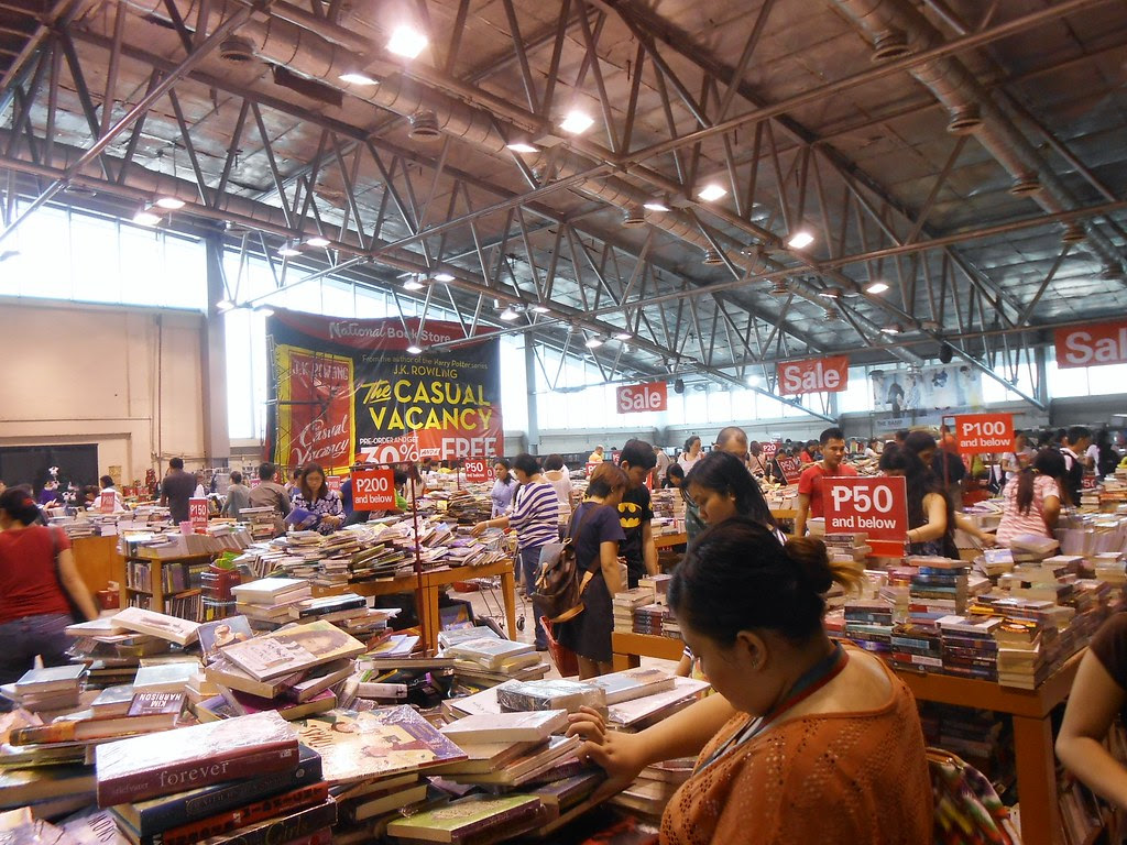 Warehouse sale overview
