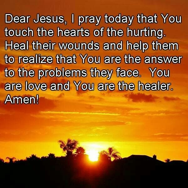Quotes About Prayer For Healing 29 Quotes