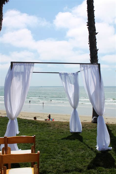 classic canopychuppah wedding party rentals san diego ca