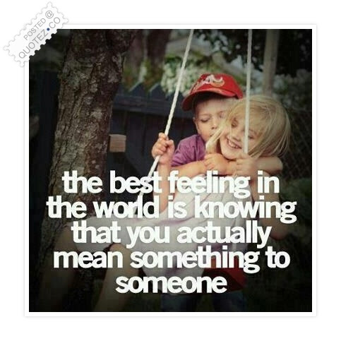 Best Feeling In The World Love Quote Quotezco