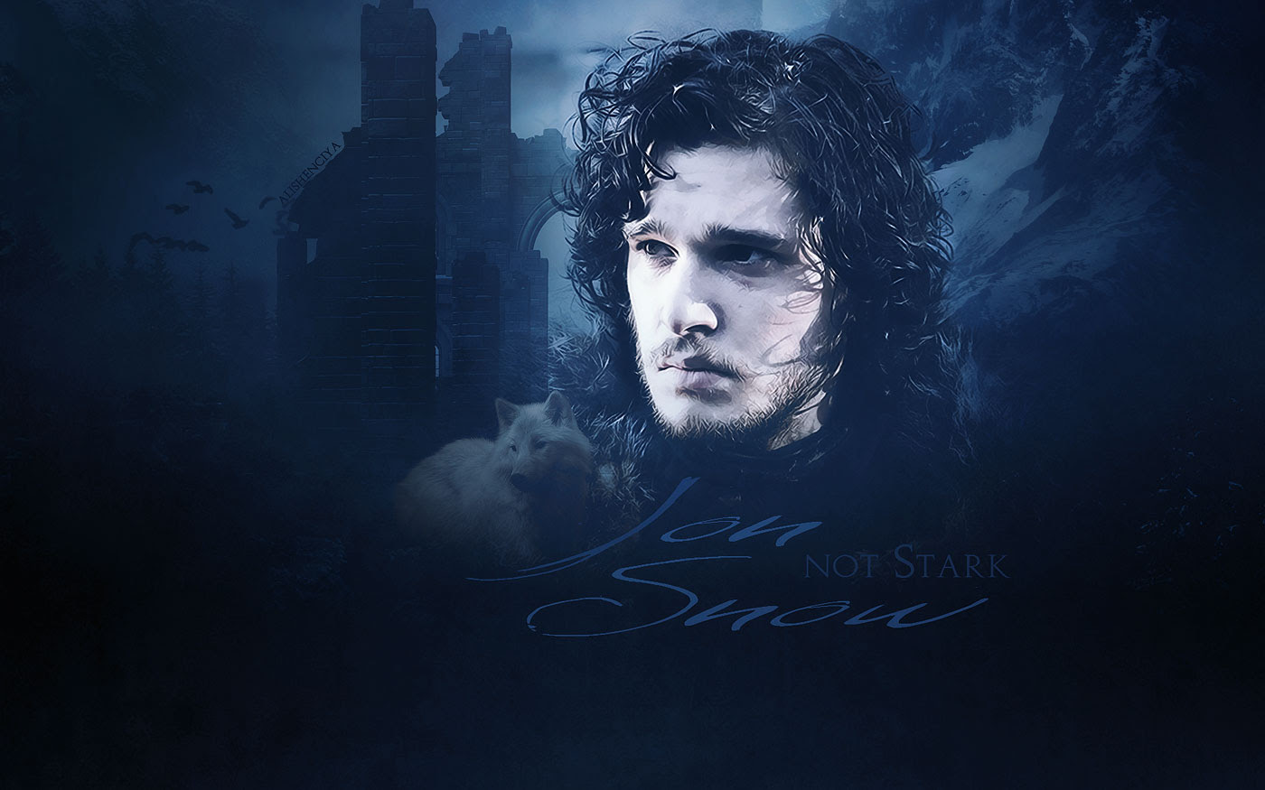 Jon Snow Game Of Thrones Wallpaper 28361370 Fanpop