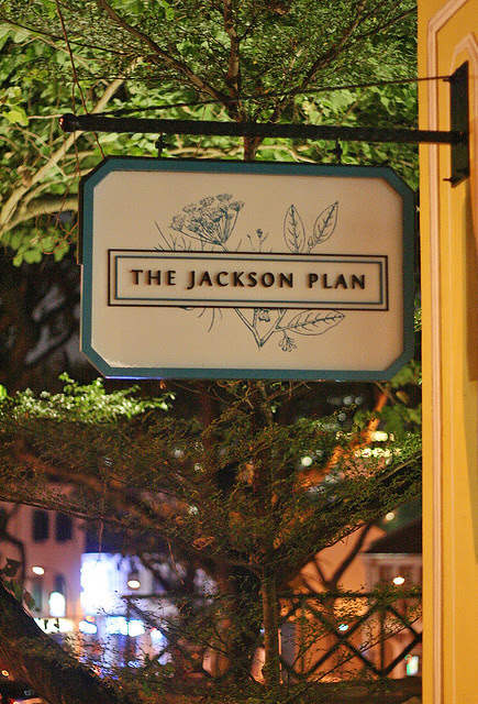 The Jackson Plan is named after English lieutenant Philip Jackson who was one of Singapore's first surveyors
