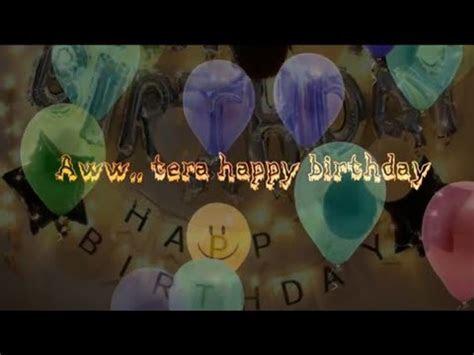 happy birthday song abcd  whatsapp status lyrical