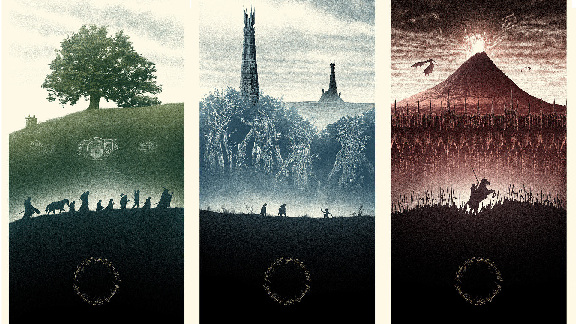 Lord Of The Rings Wallpaper 1920x1080 Wallpapers