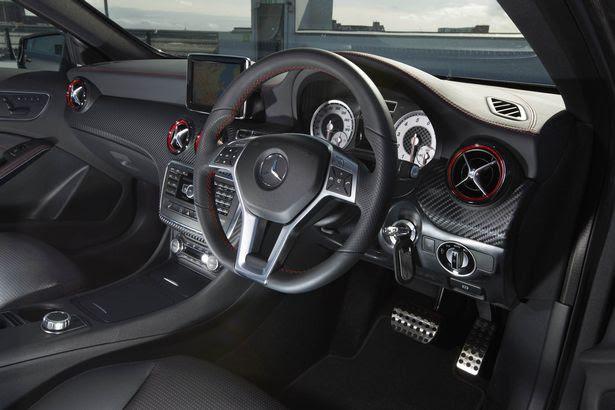 Motoring Test Drive: Mercedes-Benz A220 CDI Blue ...