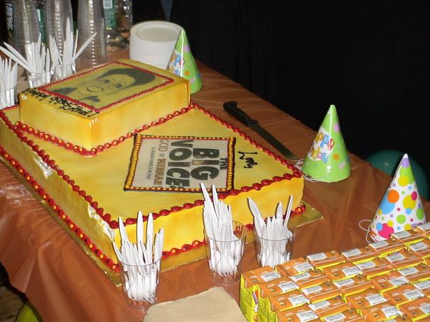 Ethel Merman Cake