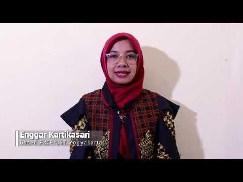 Ucapan Selamat Untuk PBI UM Metro Dari Ibu Enggar Sari UST Jogja