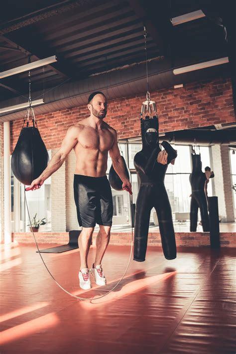 jump rope   boxer practical  step  step