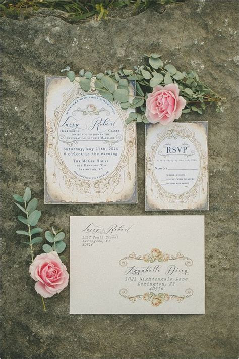 Soft Southern Dream Inspiration   Invitations & Paper