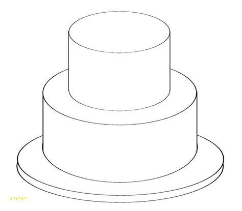 Cake Drawing Template at GetDrawings.com   Free for