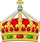 Bulgarian Crown.svg