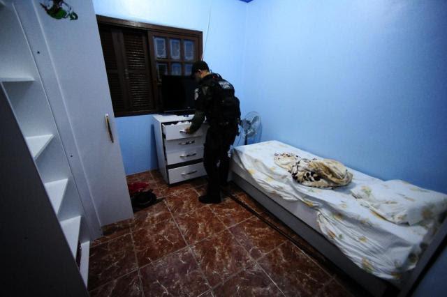 Após confronto em Gravataí, polícia liberta prefeito de Mostardas de cativeiro Ronaldo Bernardi/Agência RBS