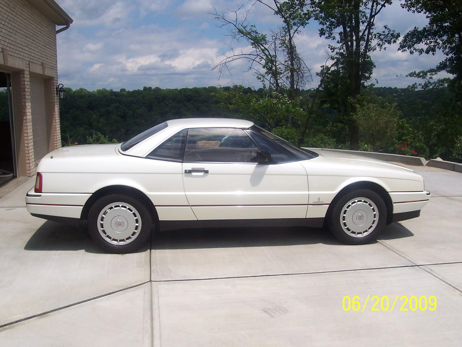 1989 Cadillac Allante - Pictures - CarGurus