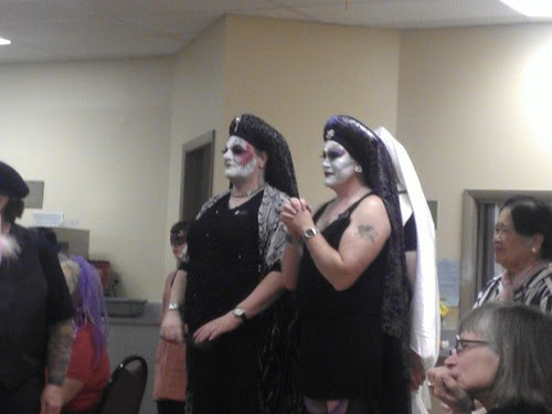 The Sisters of Perpetual Indulgence are everywhere!