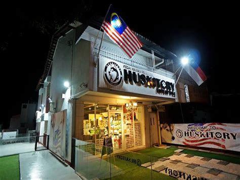Huskitory Cafe Melaka   VMO