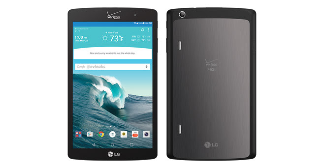 LG G Pad X may arrive at Verizon by the end of the month