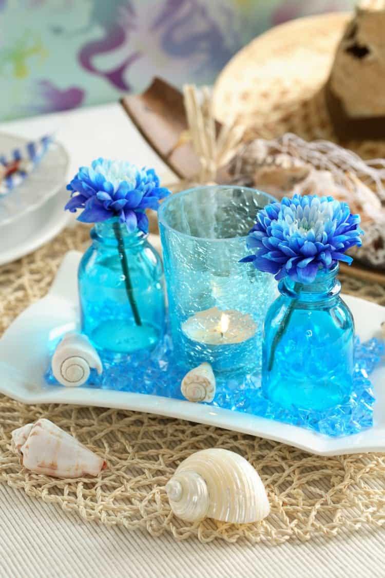 Ocean Themed Wedding Decoration Ideas