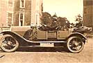 1922 Bugatti Brescia Tourer