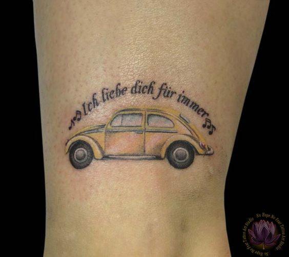 Tatuajes De Vochos Atraccion360