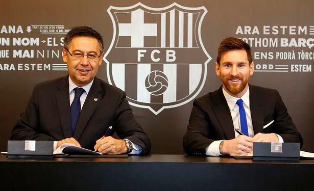 Messi's exit