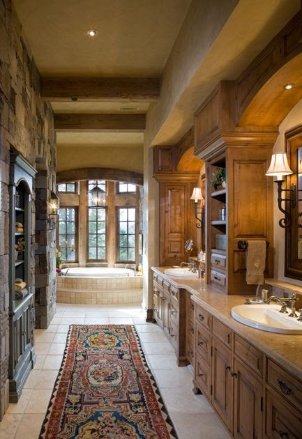 Bathroom decor ideas rustic wedding centrepieces love for Bathroom designs 9 x 5