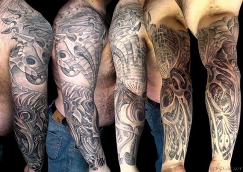 50 Great Celtic Tattoos For Full Sleeve