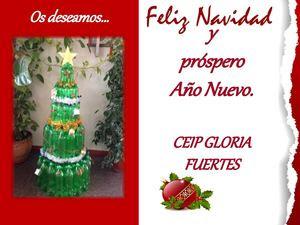 Feliz Navidad. Ceip Gloria Fuertes.