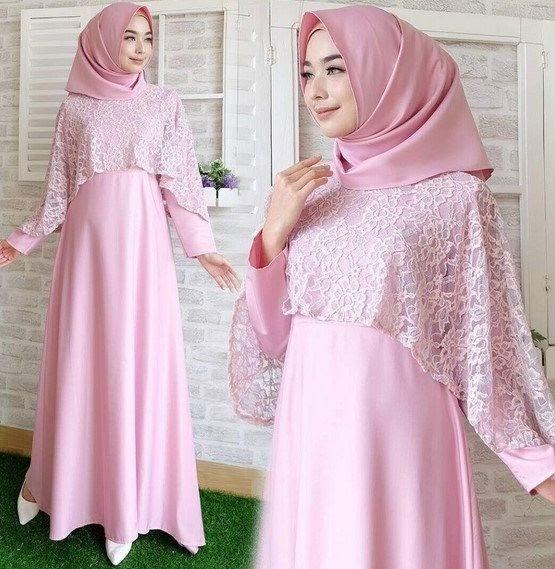 Model Baju Muslim Orang Tua / Jual Baju Gamis Couple Dan ...