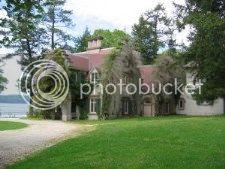 photo of Sunnyside, Washington Irving's home