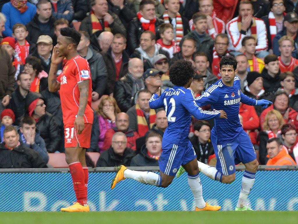 El Chelsea asalta Anfield