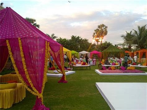 Some of the best wedding venues in the state of Goa