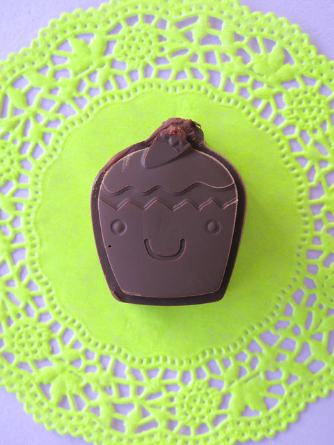 """Cioccolatini """"smiley cupcakes"""" 2"""