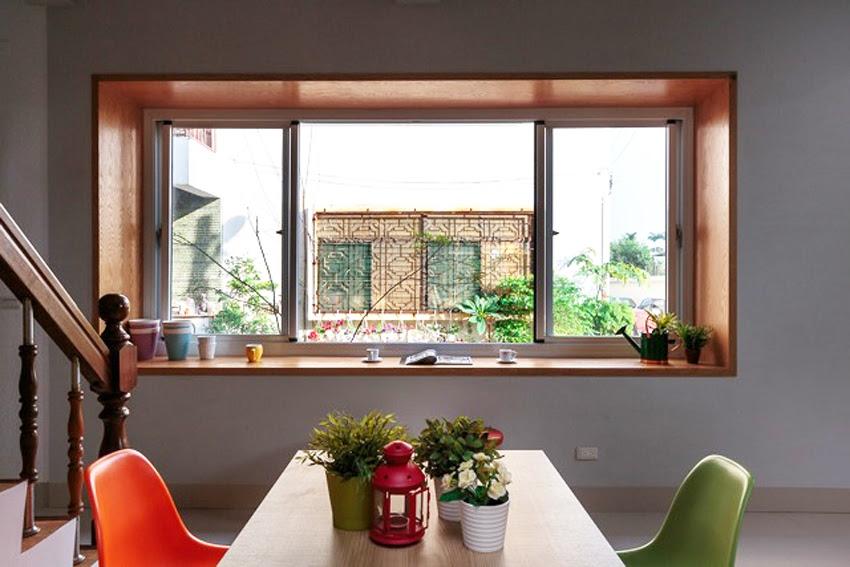 cải tạo khung cửa sổ