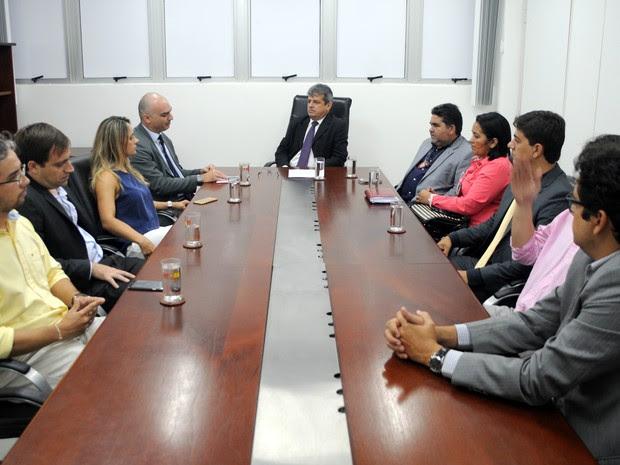 MPRN e Sesed firmam cooperação para investigar organizações criminosas (Foto: Divulgação/MPRN)