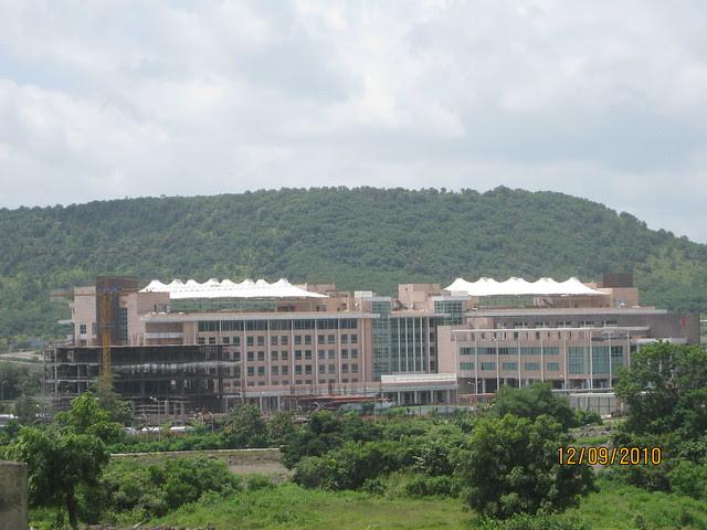 Megapolis Rajiv Gandhi Infotech Park Phase 3 Hinjewadi Pune - IMG_2895
