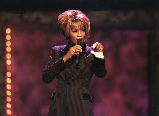 Whitney Houston (Foto: AP)