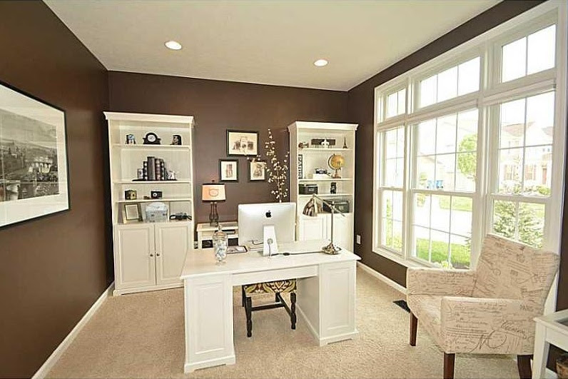 Office In Home Office Ideas Simple On With Regard To For A Custom Designs Fine 11 In Home Office Ideas Fine On Within Basement Design And Decorating Tips 27 In Home Office
